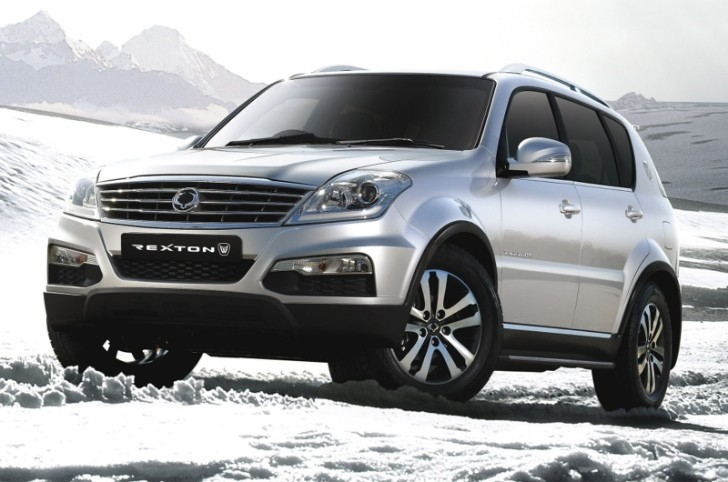 SsangYong Rexton W UK Pricing Announced