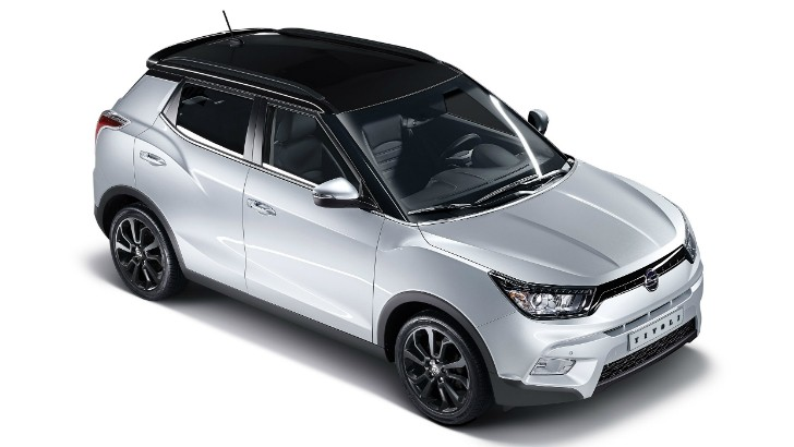 SsangYong Tivoli Officially Unveiled [Video] [Photo Gallery]