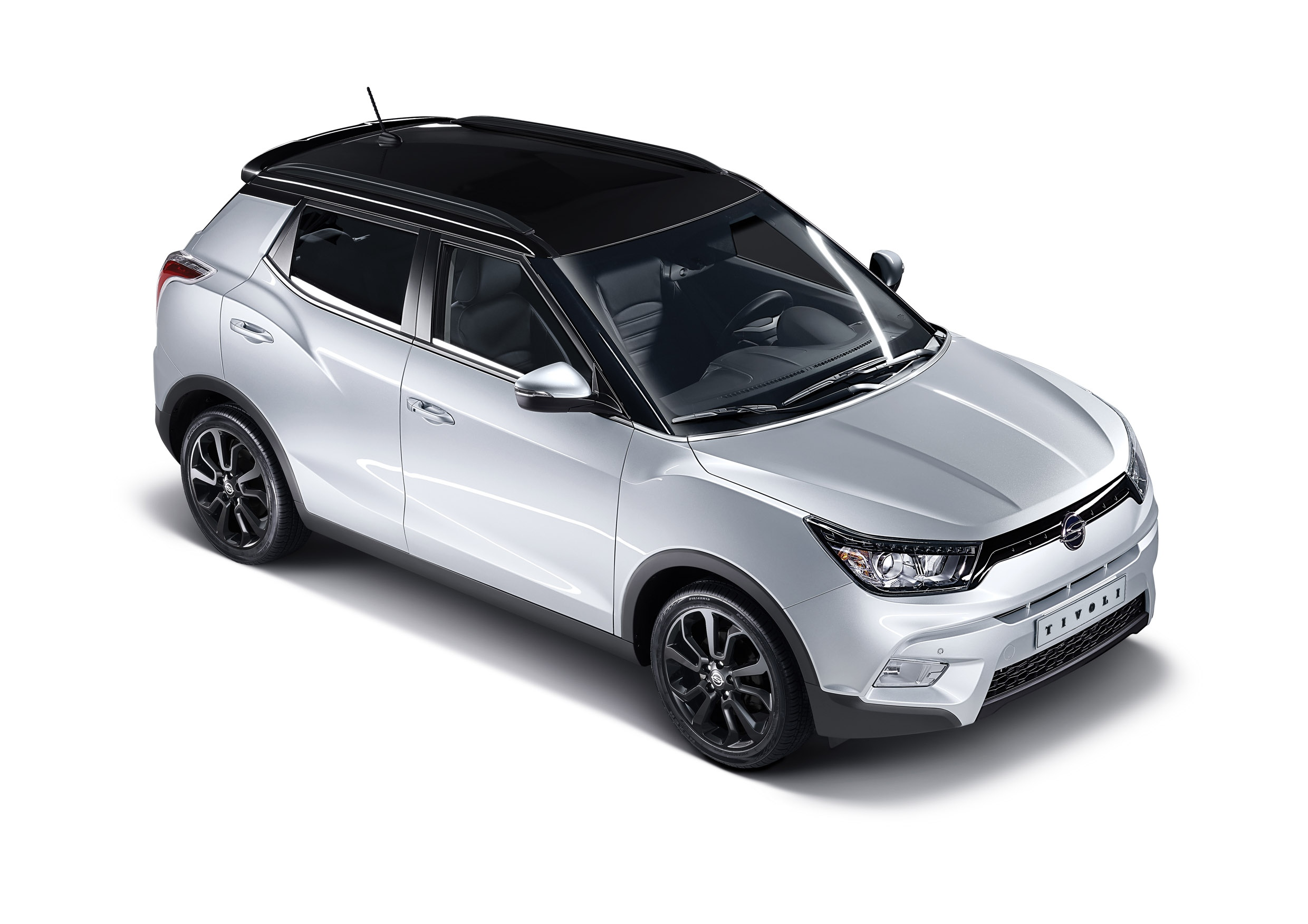 Ssangyong Tivoli Officially Unveiled Video Autoevolution