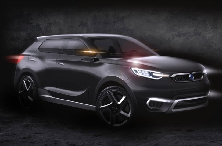 SsangYong to Preview New Design Philosophy at Geneva