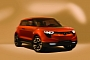 SsangYong XUV-1 Concept Fully Revealed in Frankfurt