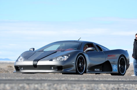 Ssc ultimate aero tt goes on sale in india autoevolution the fastest production car in the world the ssc shelby super car ultimate aero tt is set to debut in india which makes it the third market where the car sciox Image collections