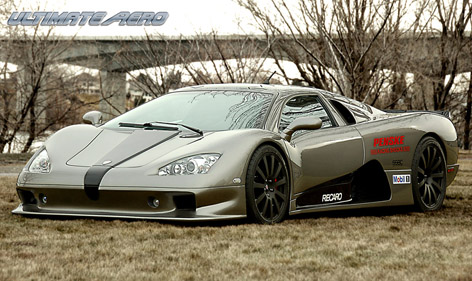 ssc ultimate aero world 39 s fastest production car for sale autoevolution. Black Bedroom Furniture Sets. Home Design Ideas