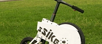 SSike, an Electric Scooter Doing 40 km with 5 Cents [Video]