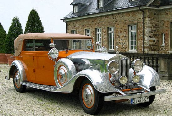 Star of India' Rolls Royce Up for Auction - autoevolution