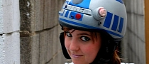 Star Wars R2D2 Helmet Is Timeless Fun [Photo Gallery]