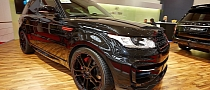 Startech Range Rover Sport at Essen 2013 [Live Photos]