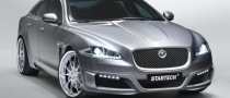 STARTECH Refines the Jaguar XJ