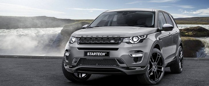 Startech Transforms Discovery Sport From Family Suv To