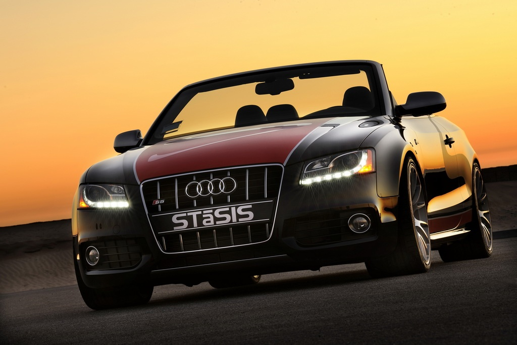 Stasis Audi S5 Cabriolet Challenge Edition Presented