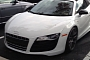 STaSIS Supercharged Audi R8 V10 Spotted: 710 HP [Video]