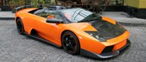 Status Design Pimps the Lamborghini Murcielago