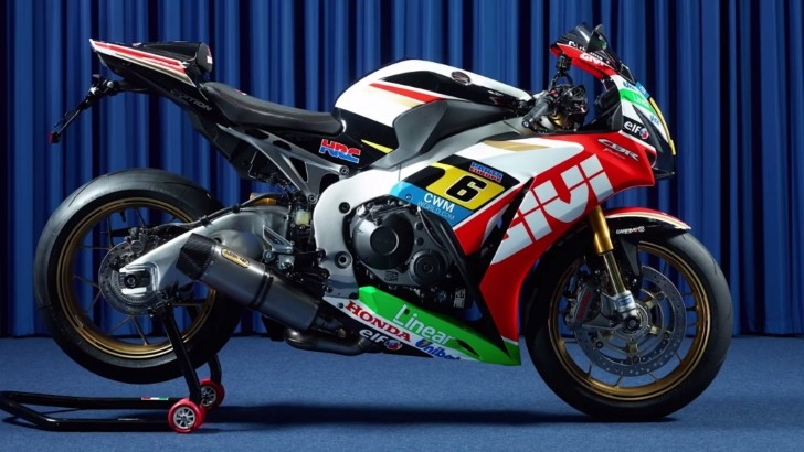 Stefan Bradl LCR Honda Replica for Sale [Video]