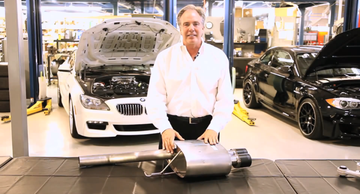 Steve Dinan Explains Aftermarket Exhaust Systems for BMW [Video]