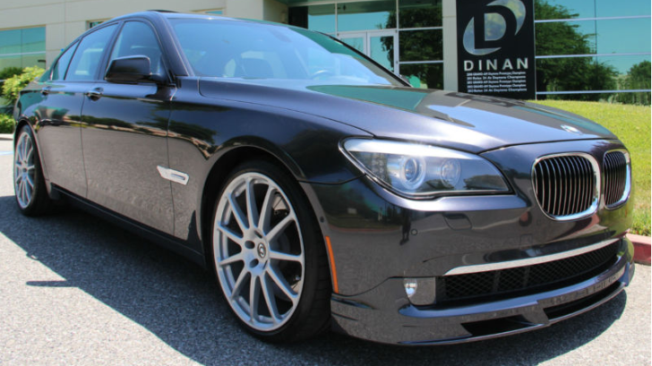 Steve Dinans Alpina B Is For Sale Autoevolution - Bmw b7 alpina for sale