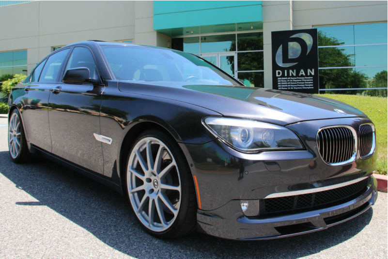steve dinan 39 s alpina b7 is for sale autoevolution. Black Bedroom Furniture Sets. Home Design Ideas