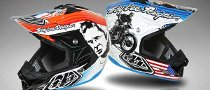 Steve McQueen Off-Road Helmet Line by TLD