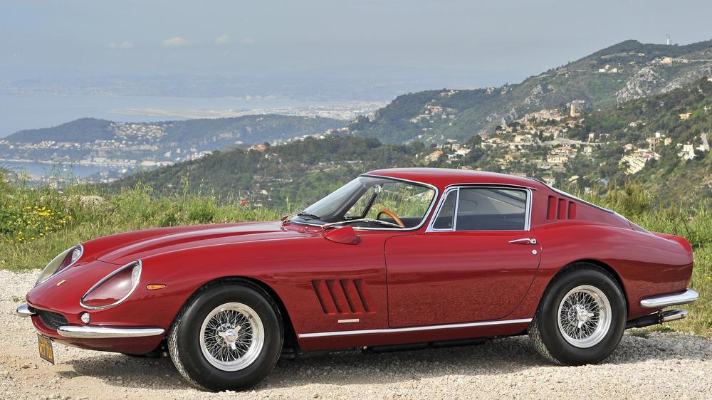 Steve McQueen's Ferrari 275 GTB/4 to Cross the Block in August ...