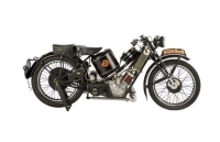 The Von Dutch1929 Scott 596cc Super Squirrel