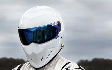 Stig Helmet Sold for GBP4,300 - autoevolution