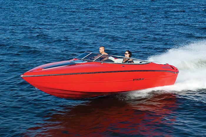 Stingray 225SX, World's Fastest Luxury Boat, Goes to UAE ...