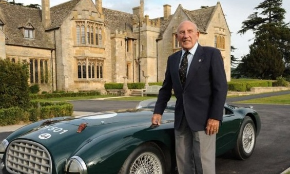 Stirling Moss Thinks Women Can't Win Formula One Races
