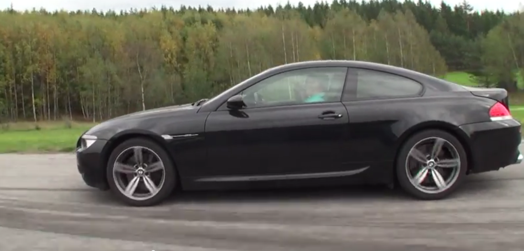 Stock Nissan Gt R Versus Tuned Bmw E63 M6 On The Drag