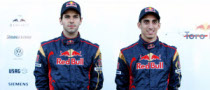 STR Source Confirms Buemi, Alguersuari for 2011