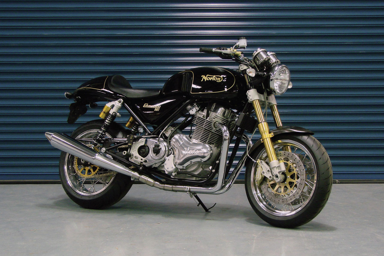 Norton Commando 961 Sport ...