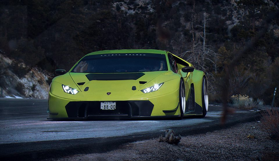 5 Photos. Lamborghini Huracan ...