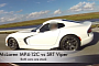 Street Race: McLaren MP4-12C vs 2013 SRT Viper [Video]