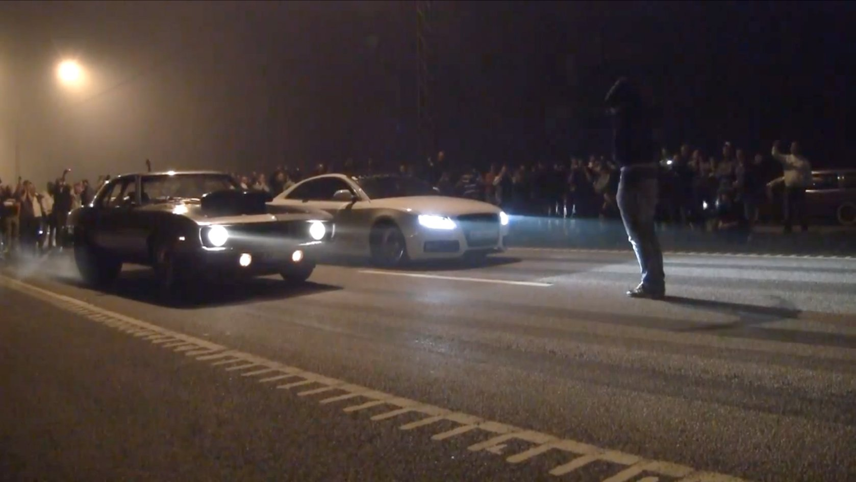 Street Racing Videos: Stockholm Open 2011 - autoevolution