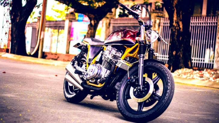 Street Tracker Honda CB750F Shows More Vietnamese Custom Glory [Photo Gallery]