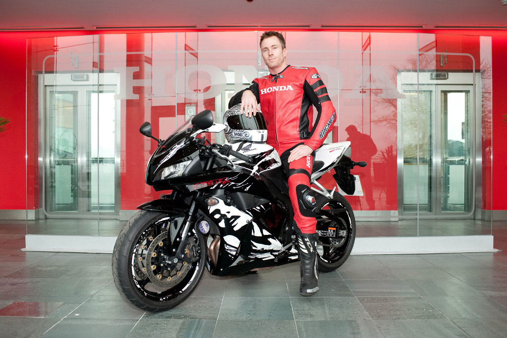 strictly come dancing star james jordan buys honda cbr600rr