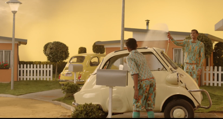 Stromae Drives BMW Isetta In His Latest Music Video [Video]