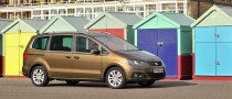 Strong Residual Values For Seat Alhambra