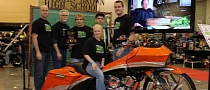 Student Build Challenge Legends Ride Receives More Awards