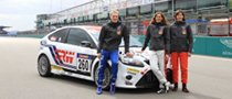 Students' Nurburgring 24H Focus RS to be Driven by Jari-Matti Latvala