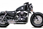 Studio Motor Custom Harley-Davidson Sportster Forty-Eight