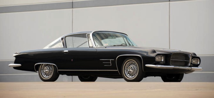 Stunning 1962 Custom Ghia L6 4 Owned By Dean Martin Up For