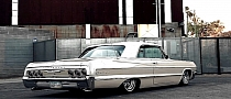 Stunning Feature of a 1964 Impala Low Rider [Video]