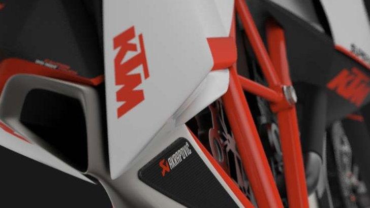 Stunning KTM 1290 Super Duke R by Mirco Sapio