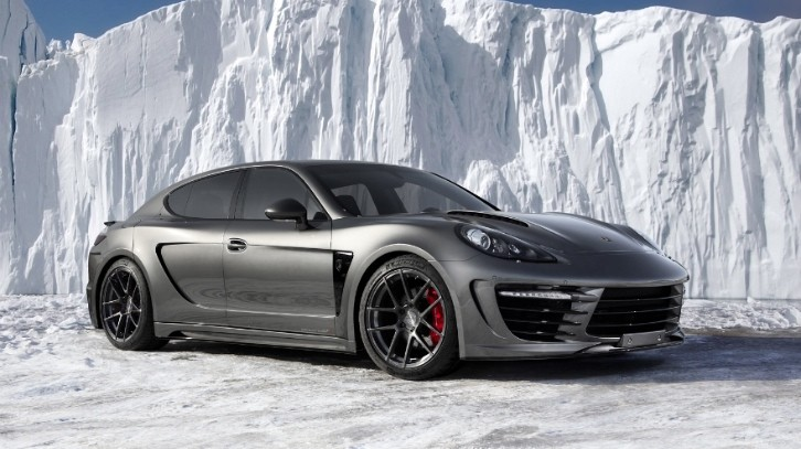 Stunning Porsche Panamera Stingray GTR [Photo Gallery]