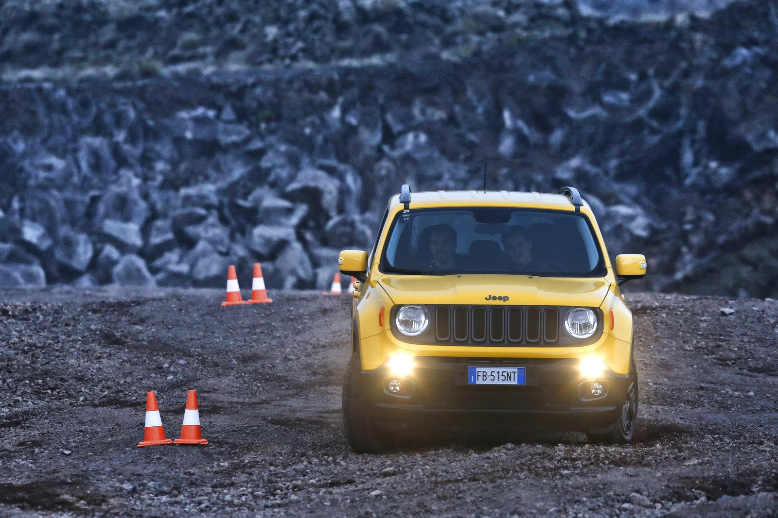 Sub Renegade Baby Jeep Considered For Production Autoevolution