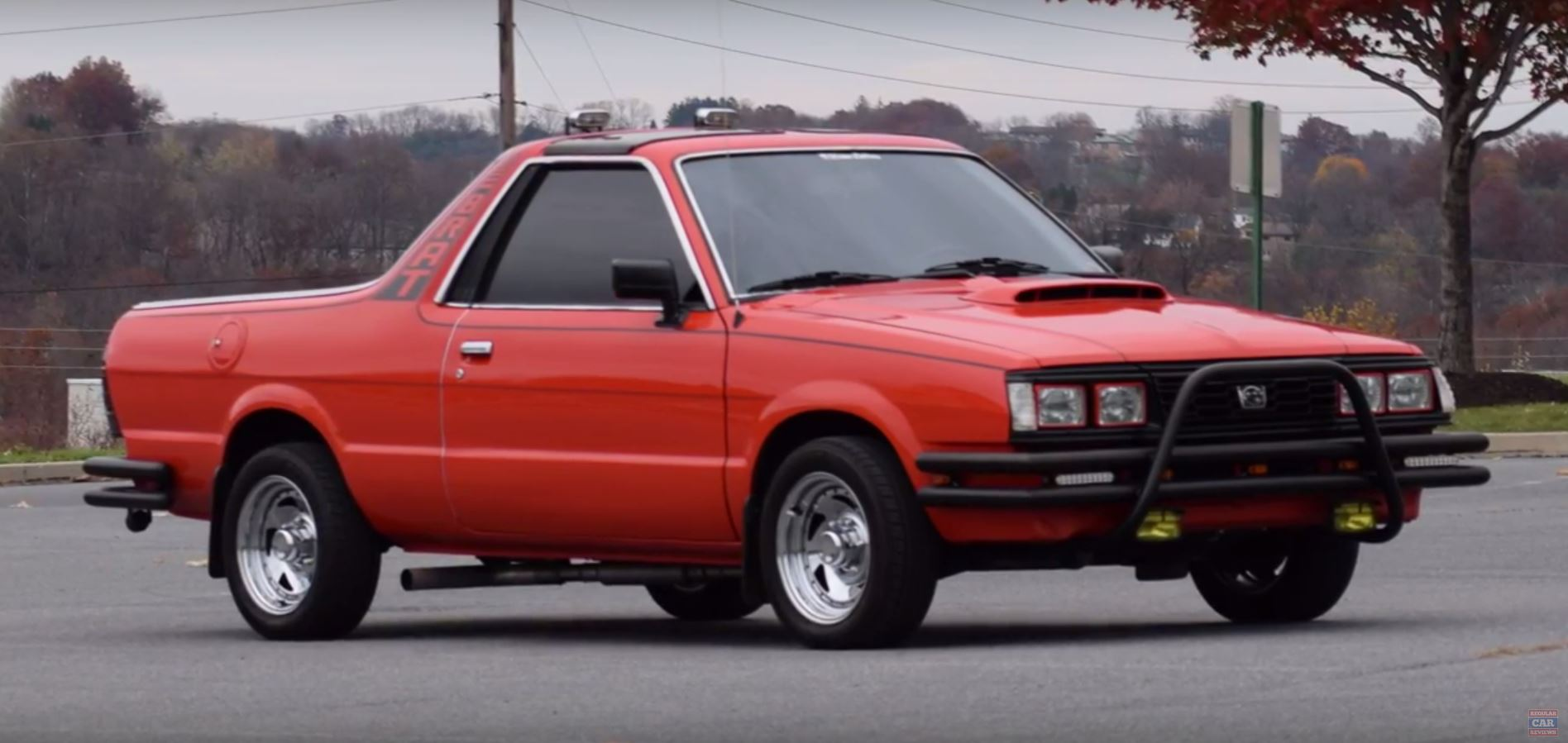 subaru brat is more hipster than a volvo 240 says regular