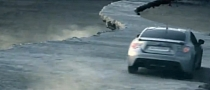 Subaru BRZ Battles Snake Road [Video]