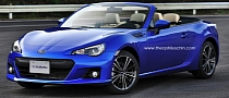 Subaru BRZ Convertible: No Green Light Yet