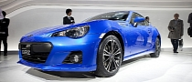 Subaru BRZ Expected to Boost Brand Image