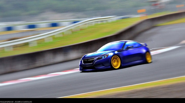 Subaru BRZ Image - Rendering of the Upcoming Coupe