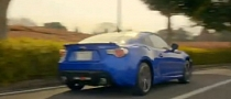 Subaru BRZ Japanese Commercial [Video]